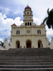 Santuario de la Virgen de la Caridad del Cobre. Foto: Ladyrene Pérez./Cubadebate.