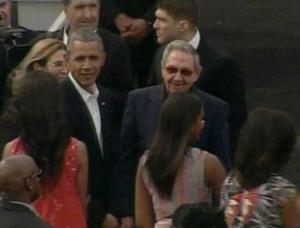 Obama se despiede de Cuba