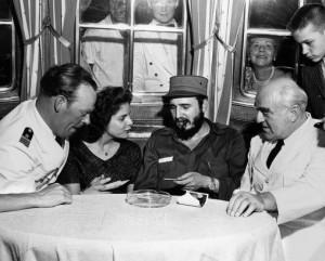 la primera amante de Fidel castro 3