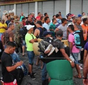 informacionn sobre cubanos retenidos en la fronter