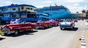 La Habana puerto base para cruceros británicos