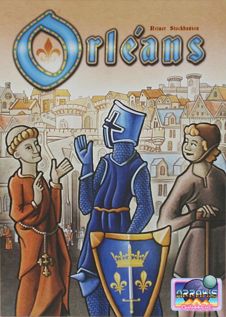 Orleans, en castellano arrakis