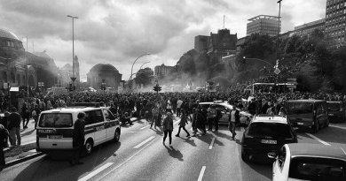 Was verbindet die Unruhen, die Pandemie und die Ausgangssperren?