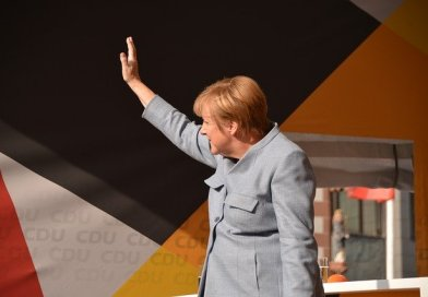 Merkel will den ganzen Planeten vollständig durchimpfen