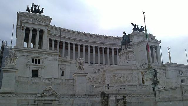 Italienische Mittelständler protestierten gestern in Rom gegen die Corona-Beschränkungen