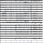 Orchestral Music Score Transcription