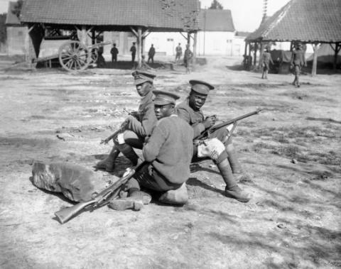afric_first_world_war