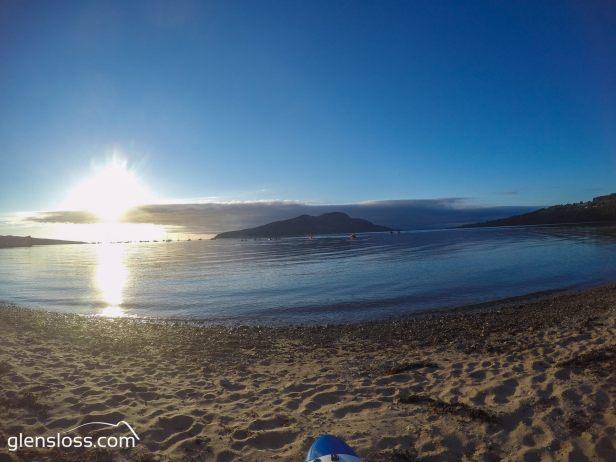 arranman beach start