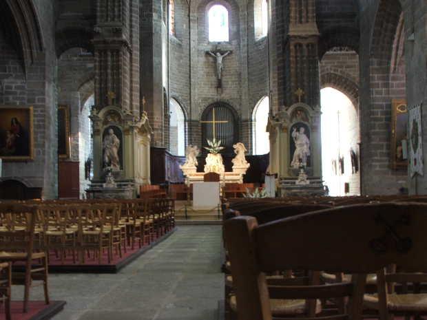 Altar mayor, Catedral de Saint-Pierre