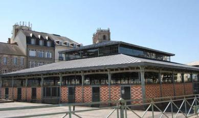 Mercado, Place des Lices