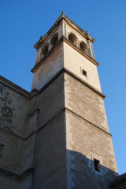 Torre del Monasterio de San Jerónimo