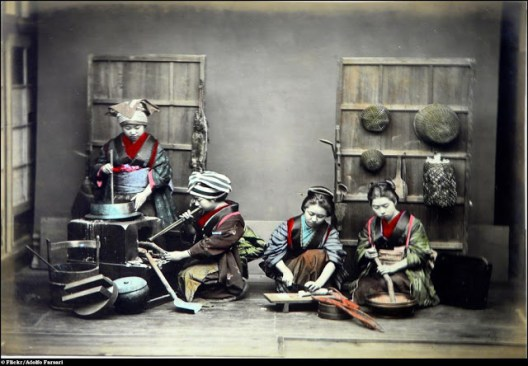 Old Colour Photos of Japan in 1886 by Adolfo Farsari (12)