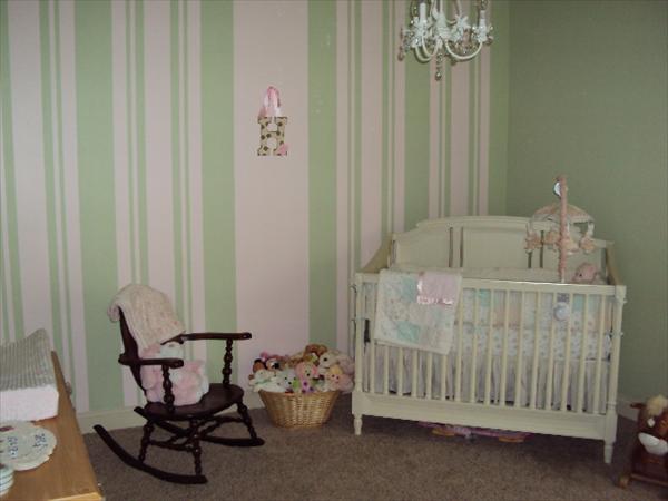 Dolci idee per le camerette dei bambini in shabby chic - Cameretta bambini shabby chic ...