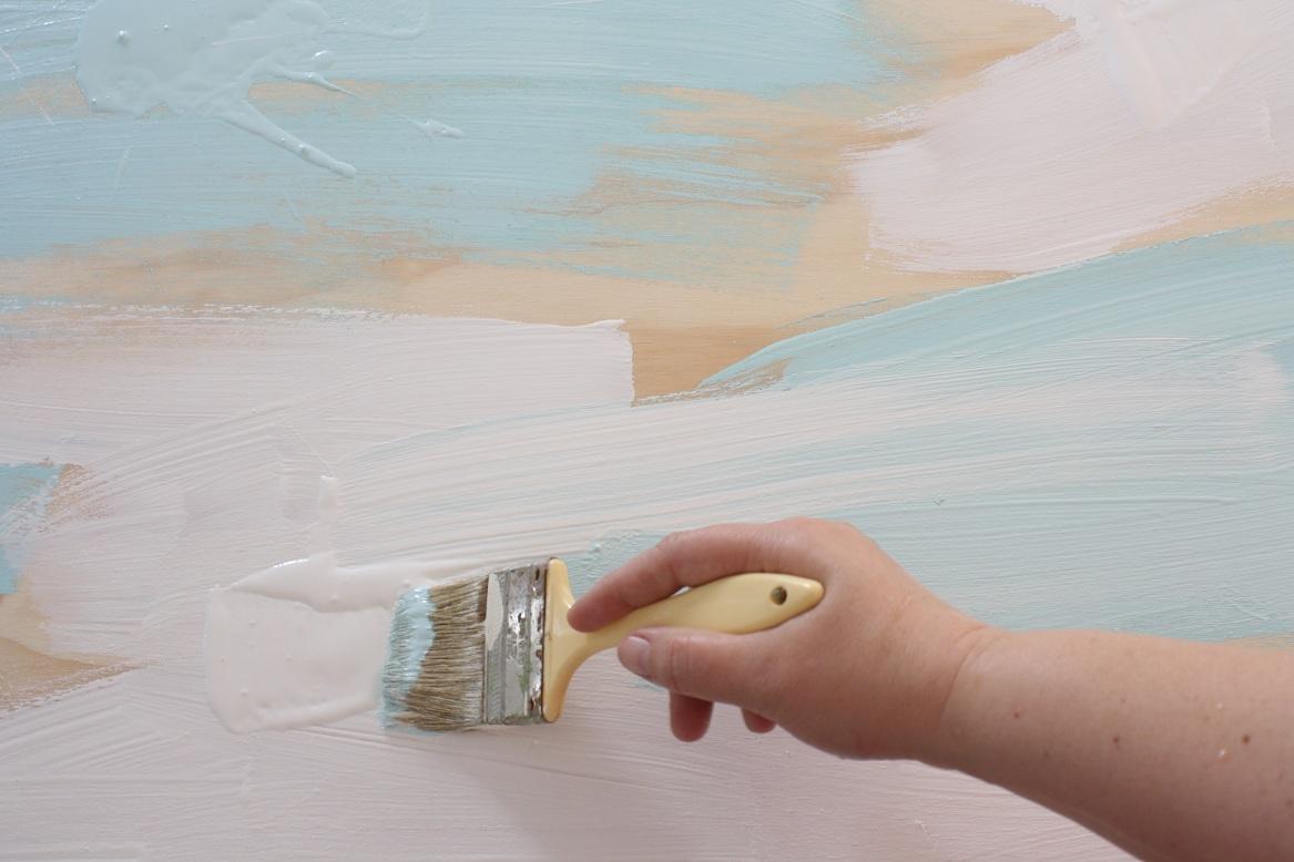 Dipingere Le Pareti Di Casa In Perfetto Shabby: Le Linee Guida #71473D 1167 778 Sala Da Pranzo Palazzo Stoclet