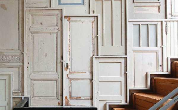 Riciclare vecchie porte in stile shabby chic 7 idee geniali - Porte shabby chic ...