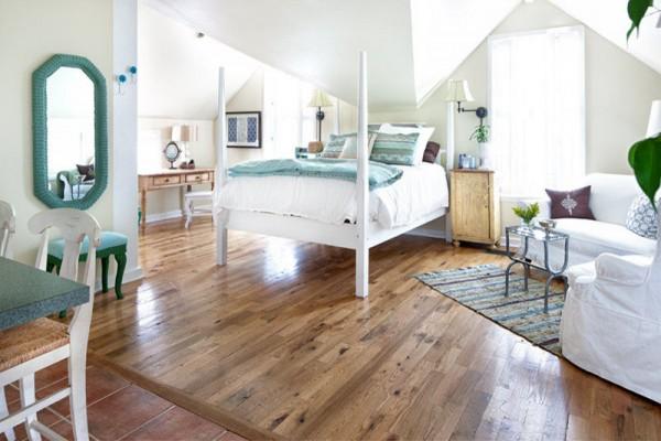 Le variazioni moderne dello shabby chic foto for Arredamento casa stile contemporaneo