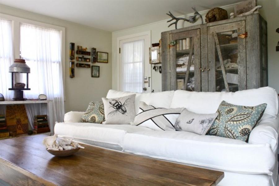 La cura del dettaglio, il recupero dei mobili e degli. Le Variazioni Moderne Dello Shabby Chic Foto