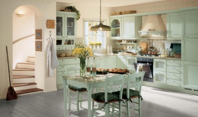 Cucine Country » Cucine Country Chic Prezzi - Ispirazioni Design ...