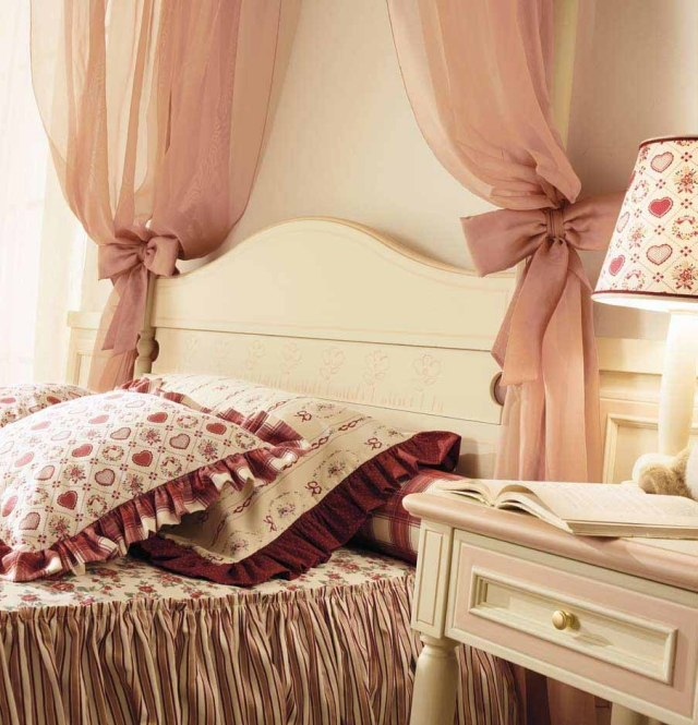 Camerette Shabby Chic. Great Elegant Disegno Idea Camerette Country ...