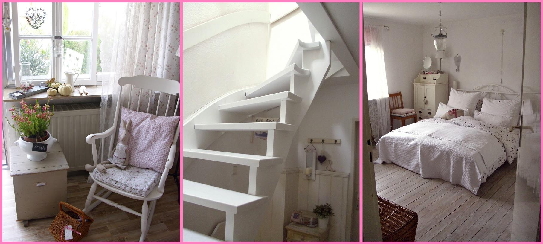 Casa Shabby Chic Arredata Con Mobili Ikea Foto Degli Interni