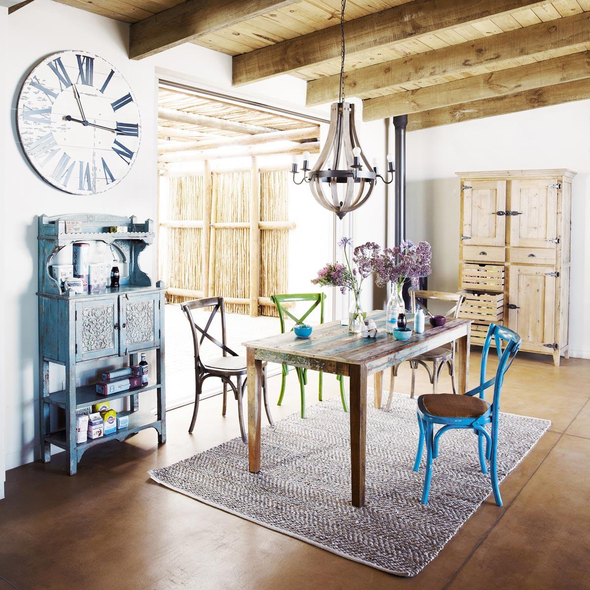 I lampadari shabby chic secondo maisons du monde; Cucine Maison Du Monde Accessori E Mobili In Stile Shabby Foto