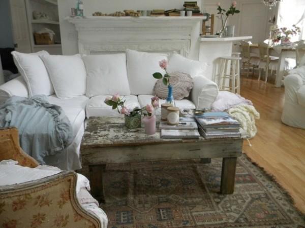 Acquista online casa e cucina da un'ampia selezione di accessori per poltrone e. Come Rendere Indimenticabilmente Shabby Il Tuo Soggiorno