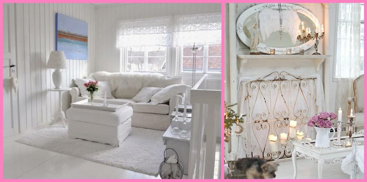 Un salone arredato in maniera rètro chic è lo scenario perfetto per un sipario elegante come. Come Rendere Indimenticabilmente Shabby Il Tuo Soggiorno