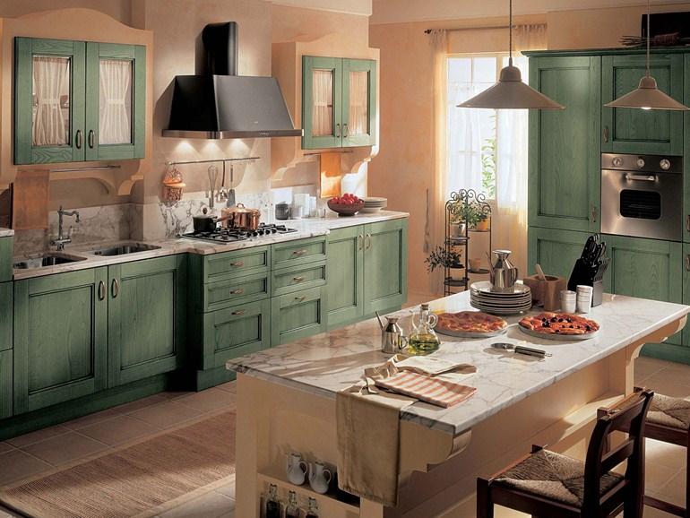 Arredare in stile provenzale arredare la casa. Cucine Shabby Chic Moderne Da Scavolini A Ikea