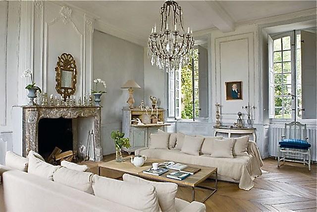 Cos 39 lo shabby chic storia significato definizione di for Piani di casa in stile chateau francese