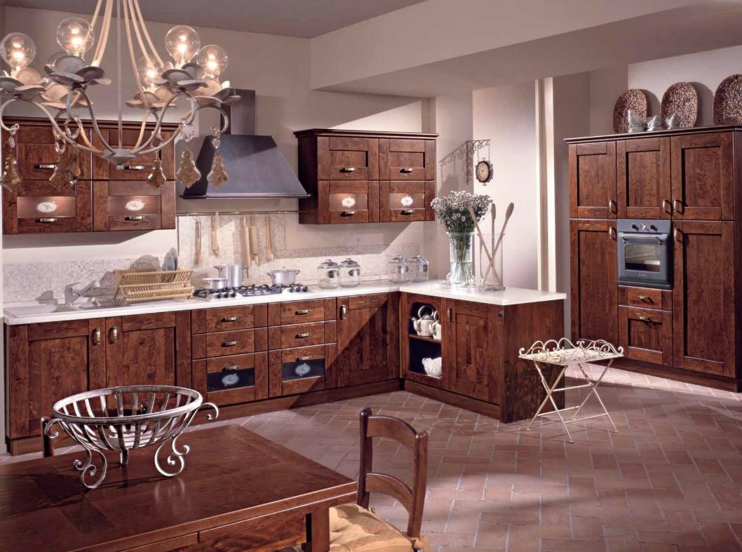 Cucine Rustiche Mondo Convenienza E Lube: Tutte Le Foto Dei Modelli  #8E583D 1058 787 Mobili Componibili Per Cucina Ikea