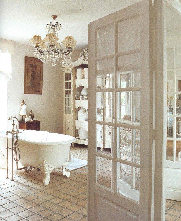 Rivestimenti Bagno Stile Country: Shabby chic bedrooms arredo ...