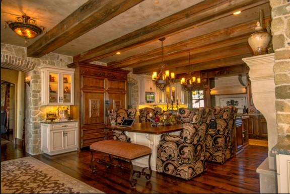 Case stile country come arredare il tuo cottage di montagna for Case arredate stile shabby