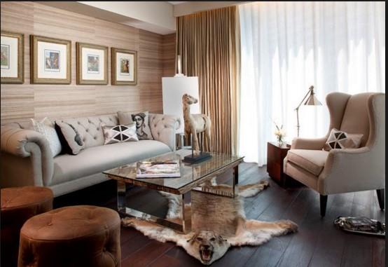 Soggiorno stile country simple arredare un soggiorno in stile