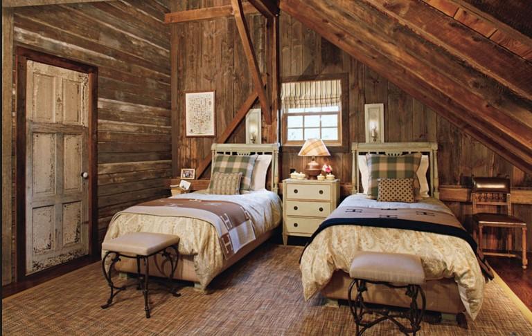 Trova le migliori offerte per la tua ricerca camere letto stile montagna. Case Stile Country Come Arredare Il Tuo Cottage Di Montagna