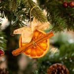 addobbi natalizi con le fettine