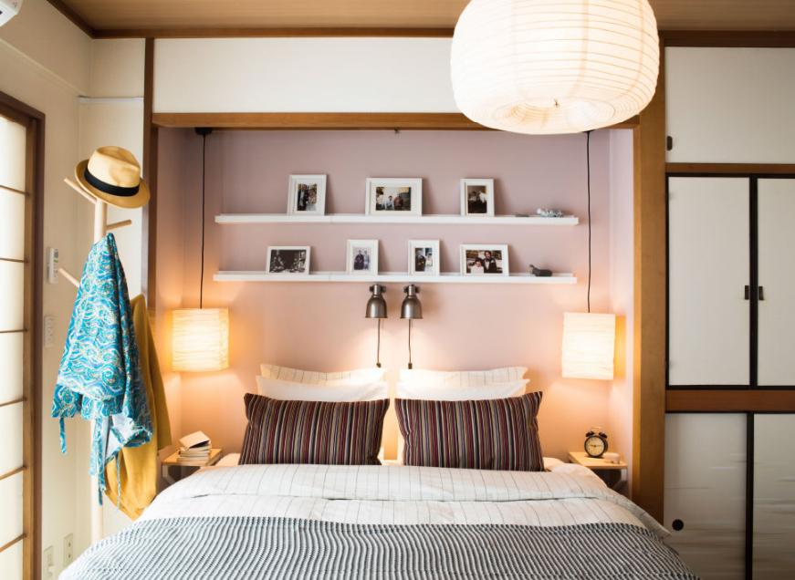 Per la tua camera da letto shabby, letti, como e cassettiere, comodini. Come Arredare Una Camera Da Letto Piccola Da Ikea