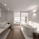 Bagno design bianco