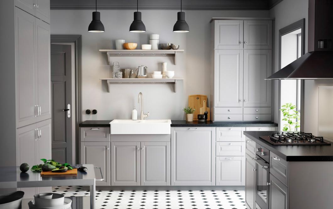 La cucina shabby chic, 12 idee   design ur life blog questo stile di arredamento è nato in gran bretagna, nelle case di campagna. Le 5 Cucine Ikea Piu Adatte All Arredo Shabby Chic