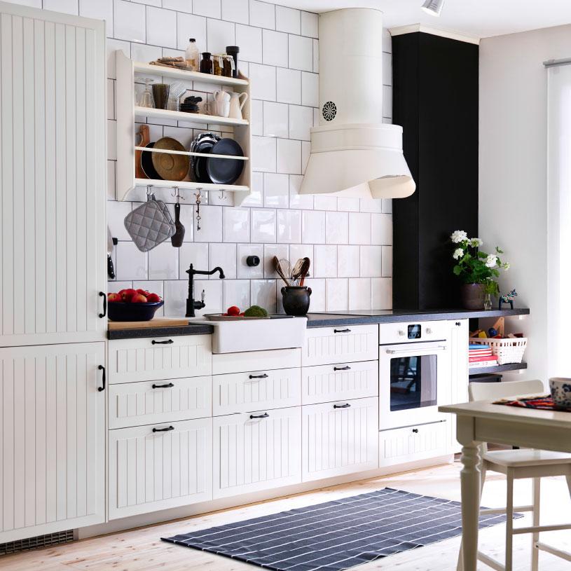 Arredi per casa , unici, molto belli rasserenanti. Le 5 Cucine Ikea Piu Adatte All Arredo Shabby Chic