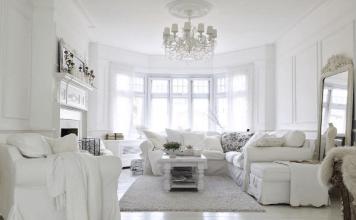 living room white e camino