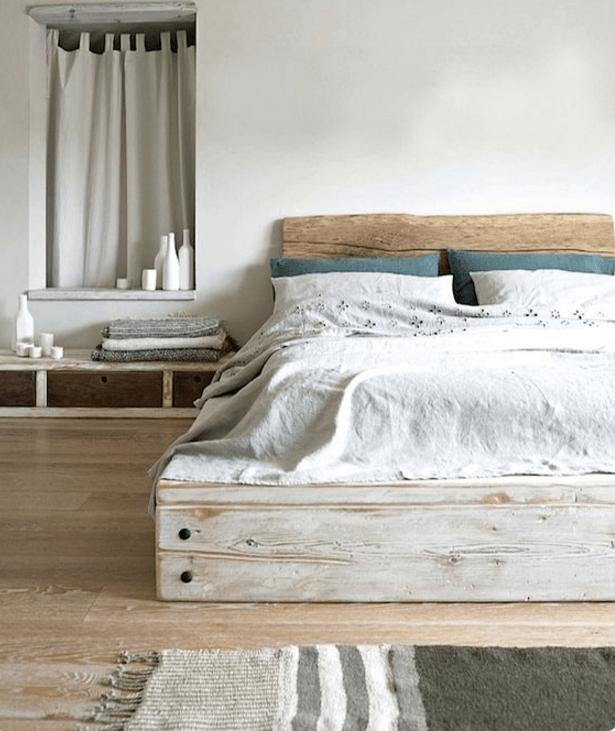 Mobili bagno stile provenzale - Spalliere letto in legno ...