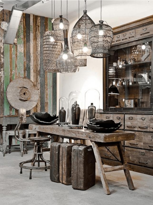 Arreda la tua casa con i mobili in legno grezzo fai da te for Arreda la tua casa