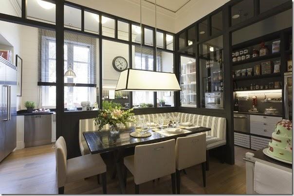 porte separa stanze : Separa gli spazi della tua casa con le pareti divisorie in vetro ...