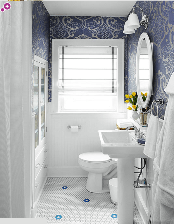 Per i rivestimenti nei bagni piccoli usa non solo le - Pannelli per rivestimento interno doccia ...