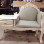 telephone chair