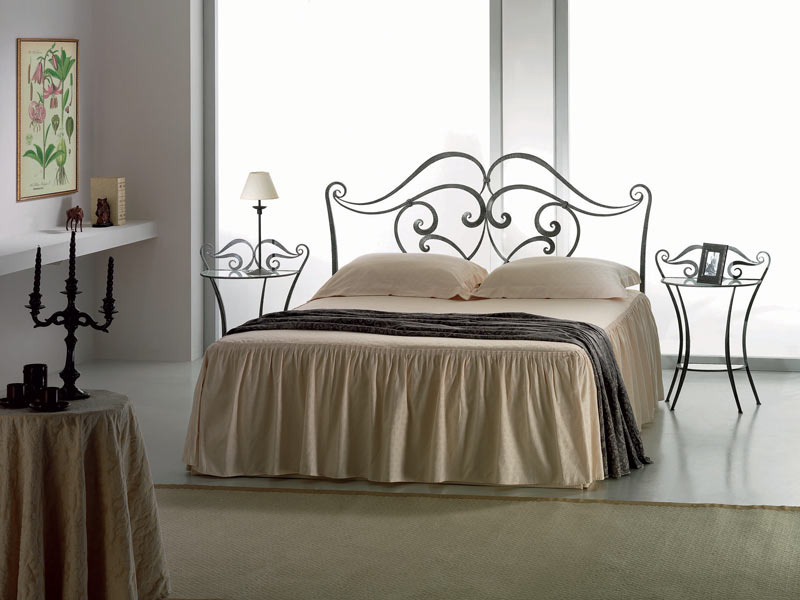 Target Point Bed Lilium With Bed Frame Without Footboard