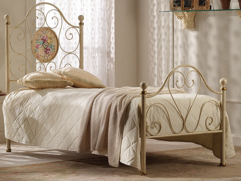 Target Point Bed Gardenia Single With Bed Frame Without