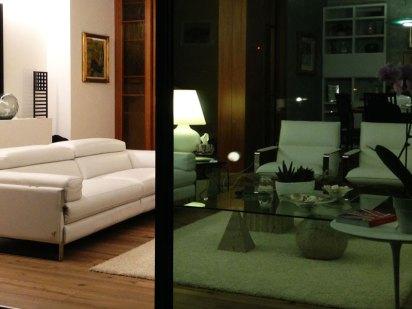 Restyling soggiorno dopo 30 anni