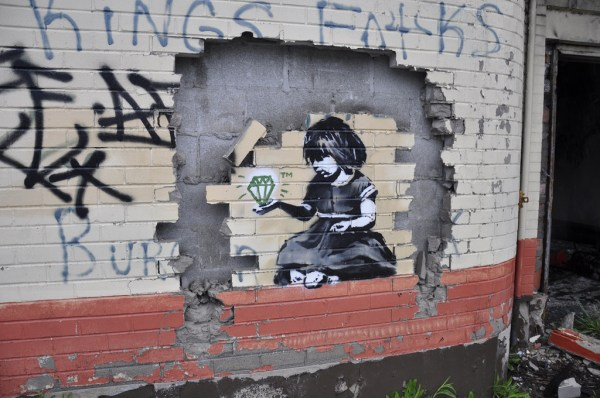 Streets: Banksy in Boston « Arrested Motion