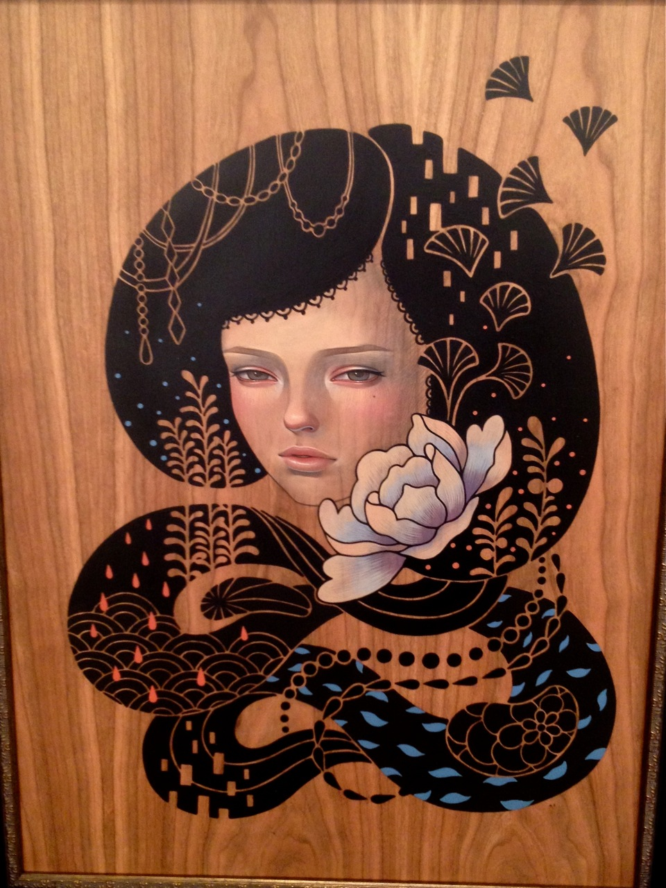 Audrey Kawasaki Levine Midnight AM 3